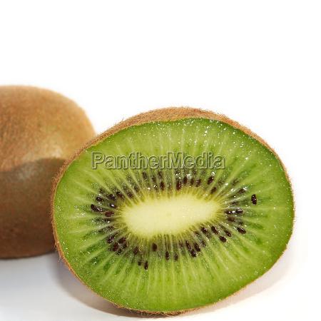 frucht obst schnitt schneiden geschnitten halb
