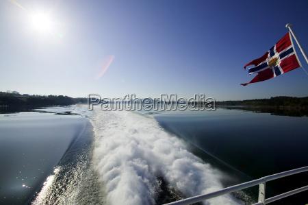 sognefjord kiel ferry norway