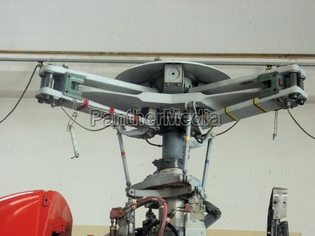 hubschrauber rotor