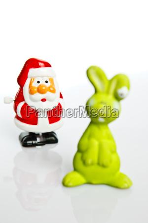 weihnachten und osterm