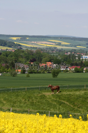 country life in weserbergland