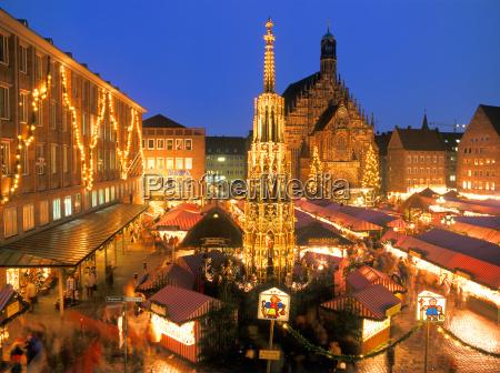 nuernberger christkindlesmarkt