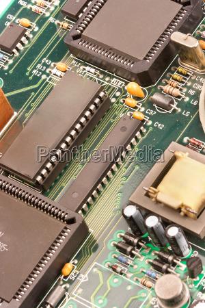 elektronik technologie schaltung silikon silizium silicium