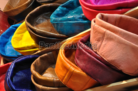 colorful moroccan cushions