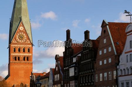 kirche st johannis in lueneburg