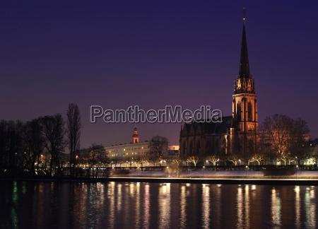 dreikoenigskirche frankfurt
