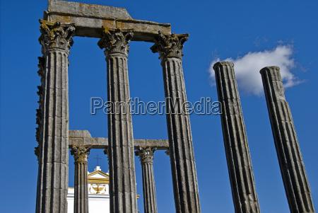 portugal evora tempel diana 2