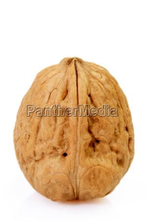 walnut with bowl