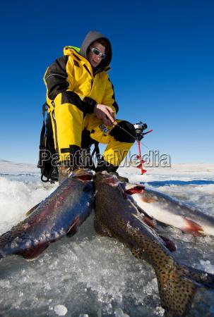 fishing success