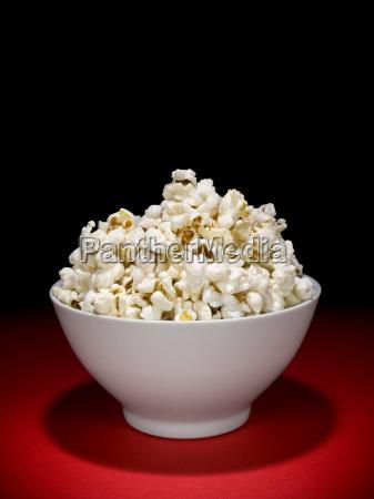 popcorn schuessel
