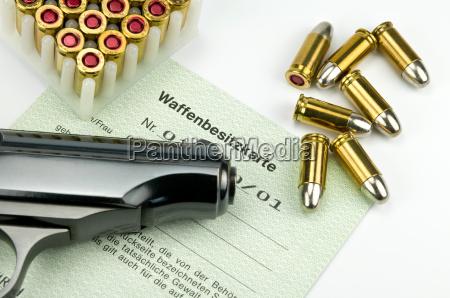waffe und munition