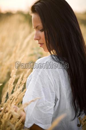 beauty in the field