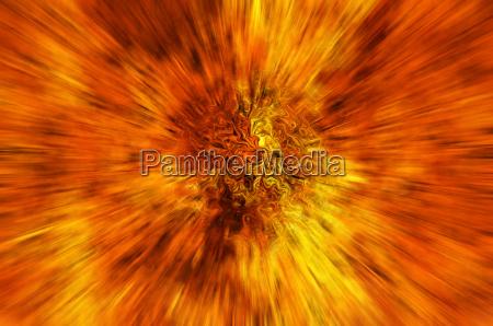 big bang explosion