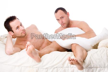 gluecklich homo leben