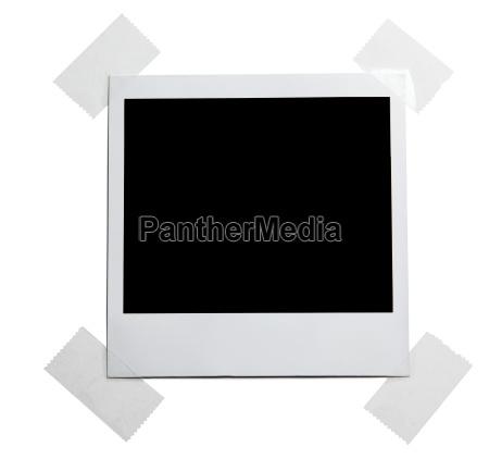 polaroid foto geklebt 1
