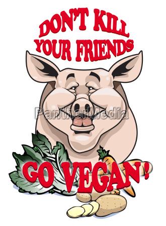 tier vegetarisch ernaehrng vegetarierin ernaehrungsweise essen