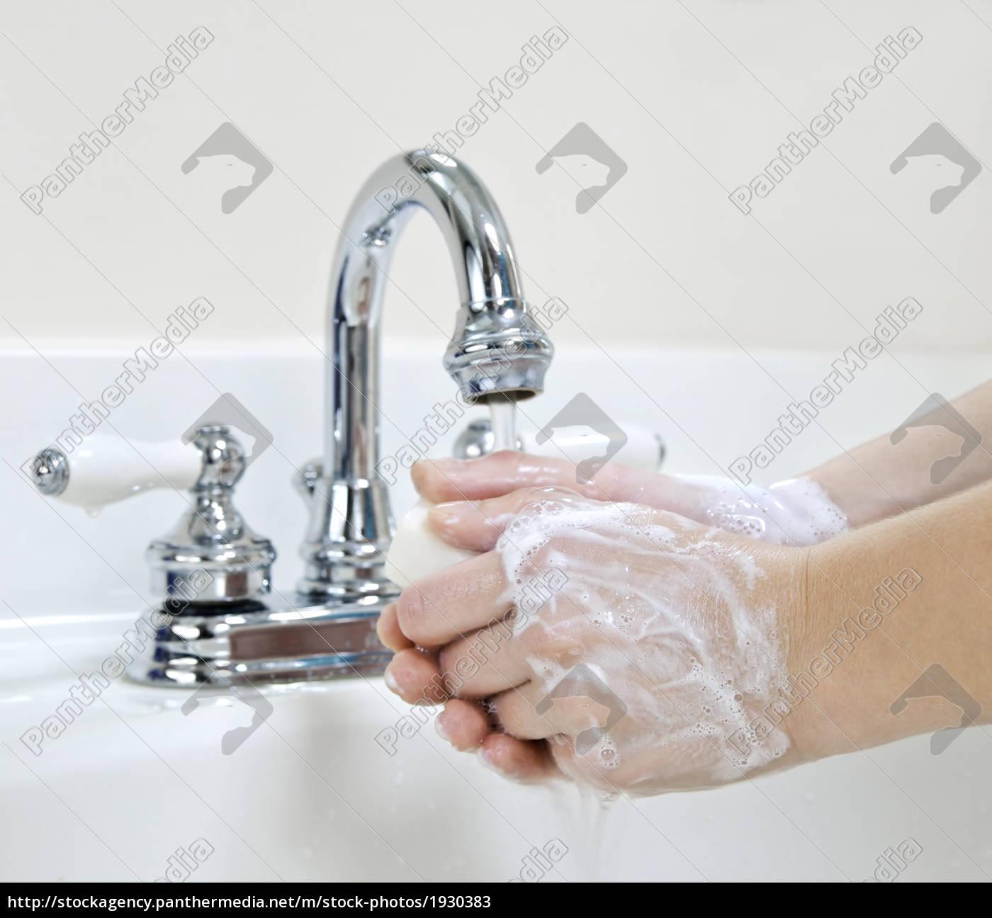 waschen, der, hände - 1930383