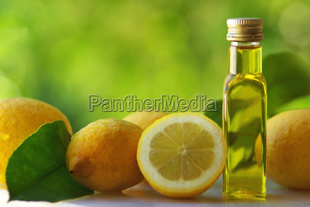 lemons and olive oil
