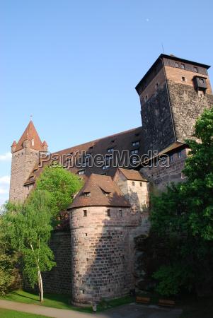nuremberg castle nuremberg youth