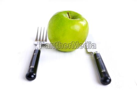 on a diet
