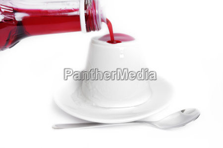 joghurt mit sirup