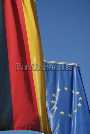 germany european flag european elections