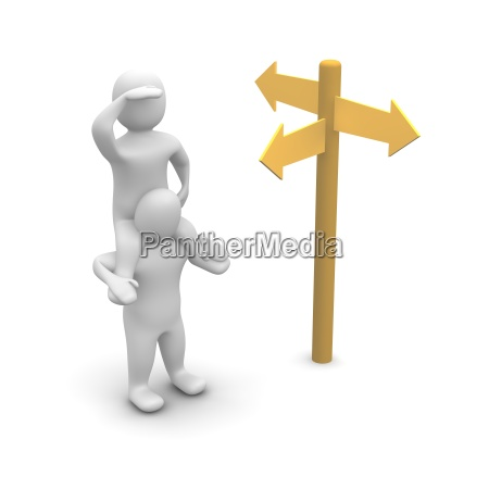 looking for right direction