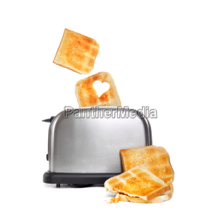 flying toast