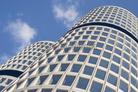 architettura moderna curva