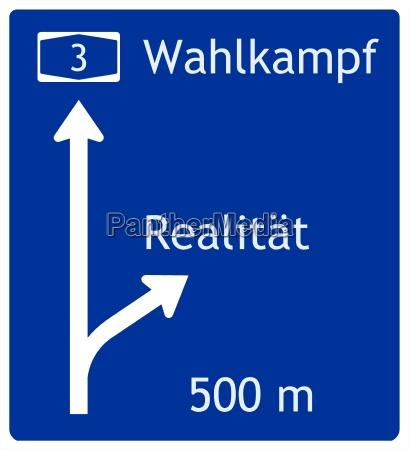 wahlkampf vs realitaet