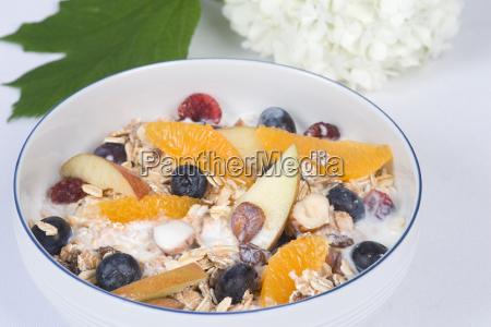 nut granola