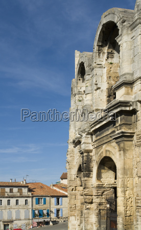 arles in southern france