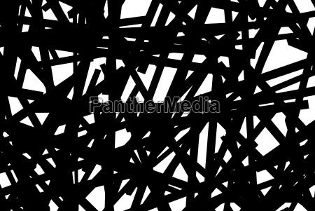 black line illustration