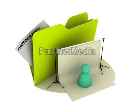 fotografie zeichen
