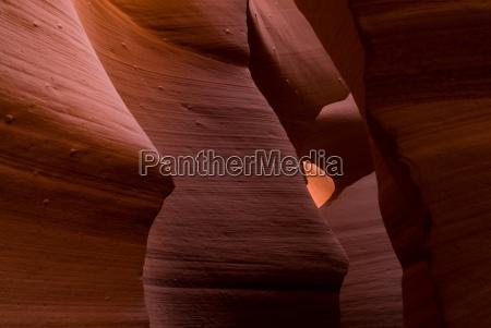 slot canyon dream