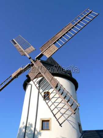 storico forza del vento mulino a
