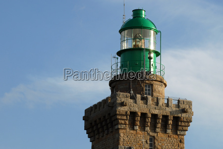 lighthouse at cap frehel