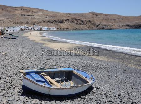 fishing village pozo negro fuerteventura