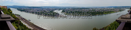deutsches eck panorama