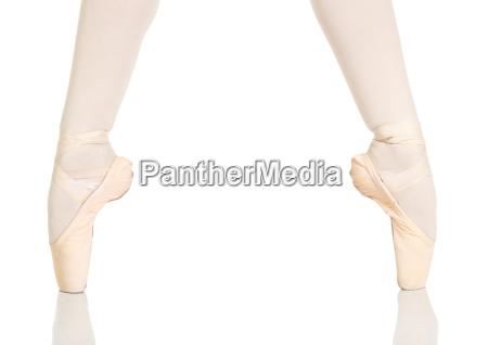 frau beine person ballett ballet ballerina