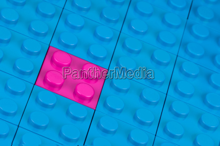 nubs cubes pink and blue