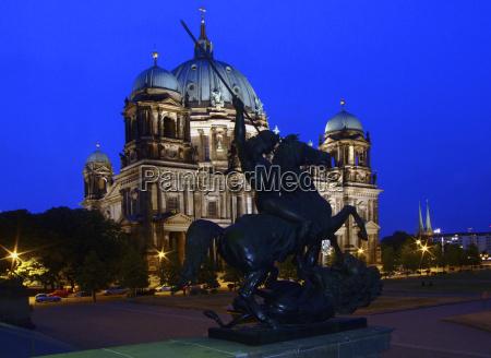 germany berlin berlin cathedral