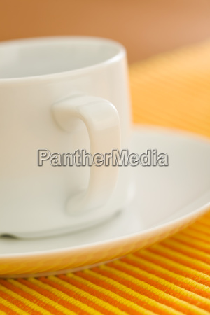 coffee cup close up
