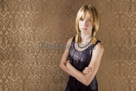 junge blonde maedchen