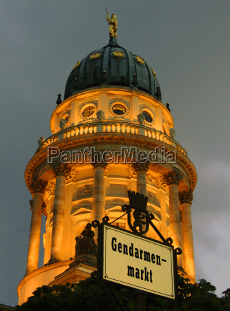 germany berlin gendarmenmarkt