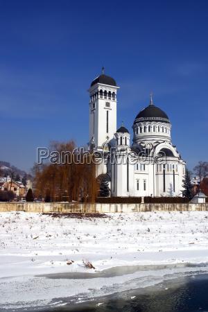orthodoxe kirche singisoara rumaenien