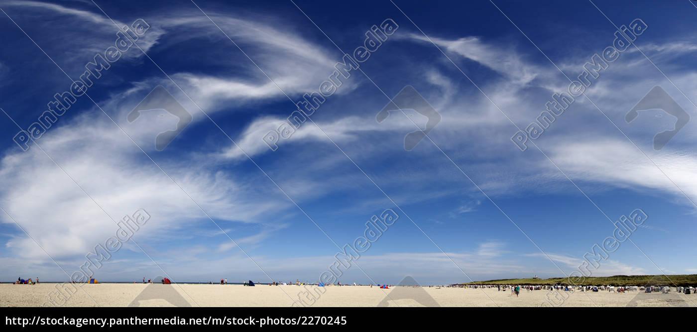 spiekeroog-panorama, aus, 8, bildern - 2270245