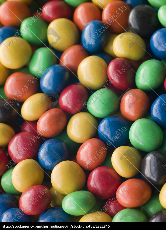 Lizenzfreies Bild 2322815 - süßigkeiten beschichteten chocolate drops