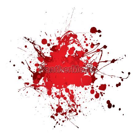 blood splat splat