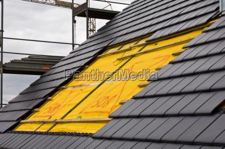 roof window installation